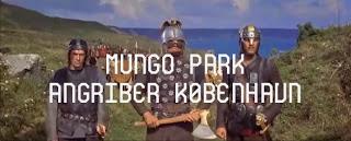 Teaterblik: Mungo Park har indtaget København