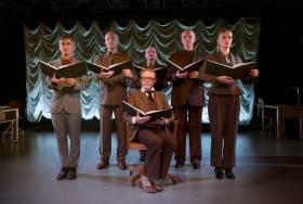 Anmeldelse: The Einstein of Sex, Husets Teater (gæstespil fra Livingstones Kabinet)