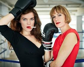 Marie Bach Hansen & Maria Rich