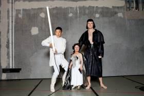 Anmeldelse: Dette er ikke Stjernekrigstrilogien, Det Kongelige Teater