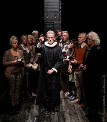 """Anmeldelse: Som i himlen, Edison (gæstespil af """"Teatret"""" og Teater O)"""