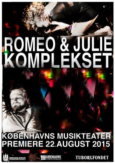 Anmeldelse: Romeo og Julie Komplekset, Københavns Musikteater