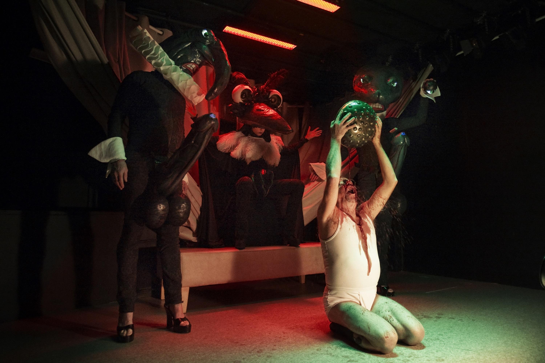 Anmeldelse: Ritualet, Teater Får302