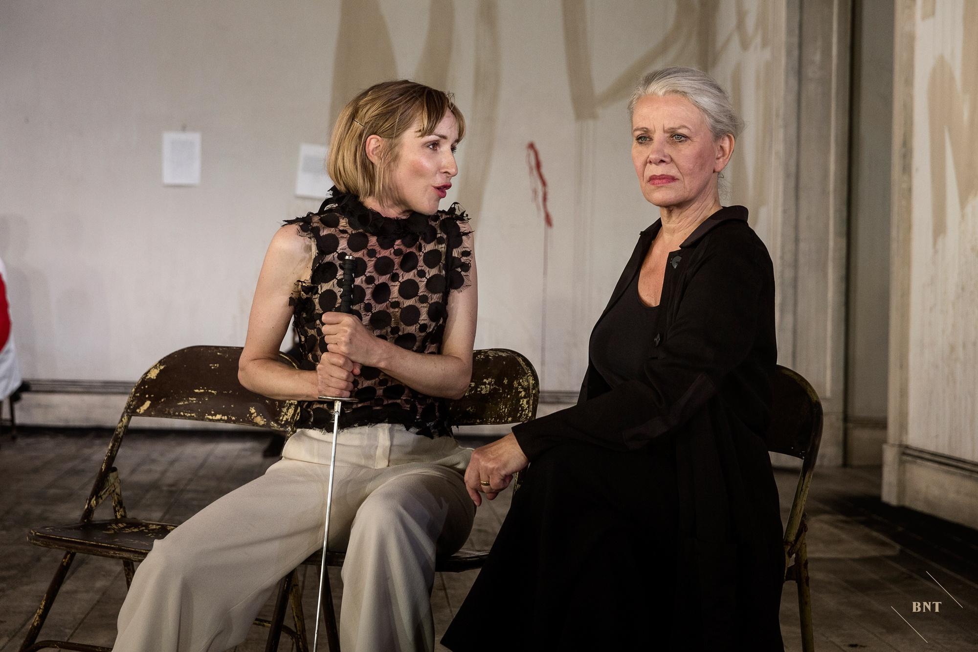 Anmeldelse: Madame de Sade, Betty Nansen Teatret