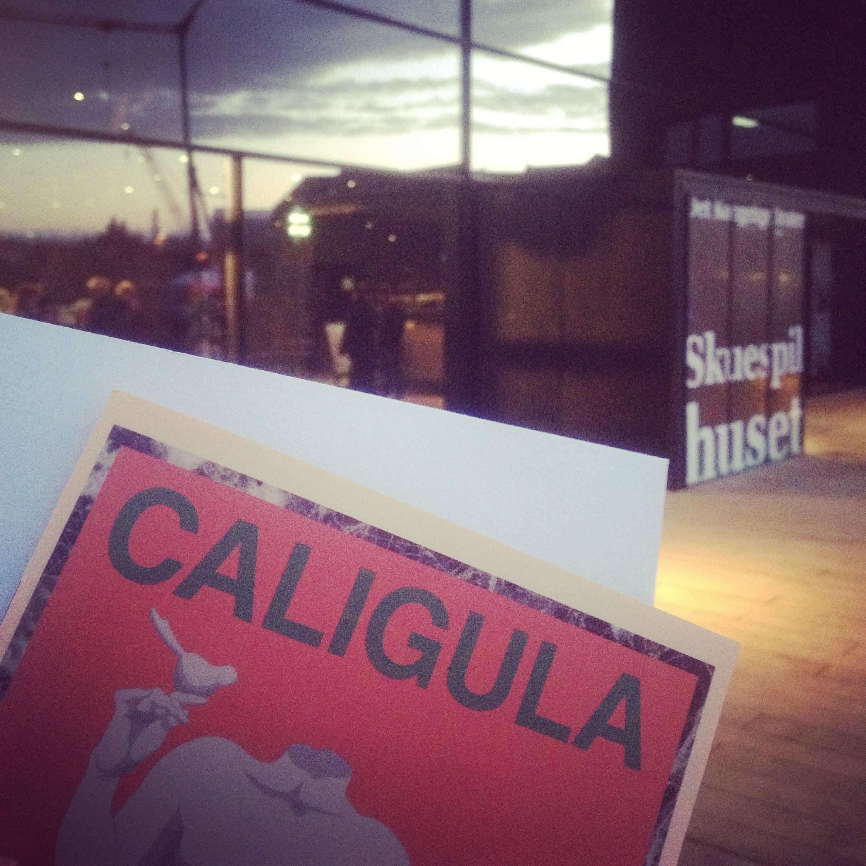 Anmeldelse: Caligula, Det Kongelige Teater