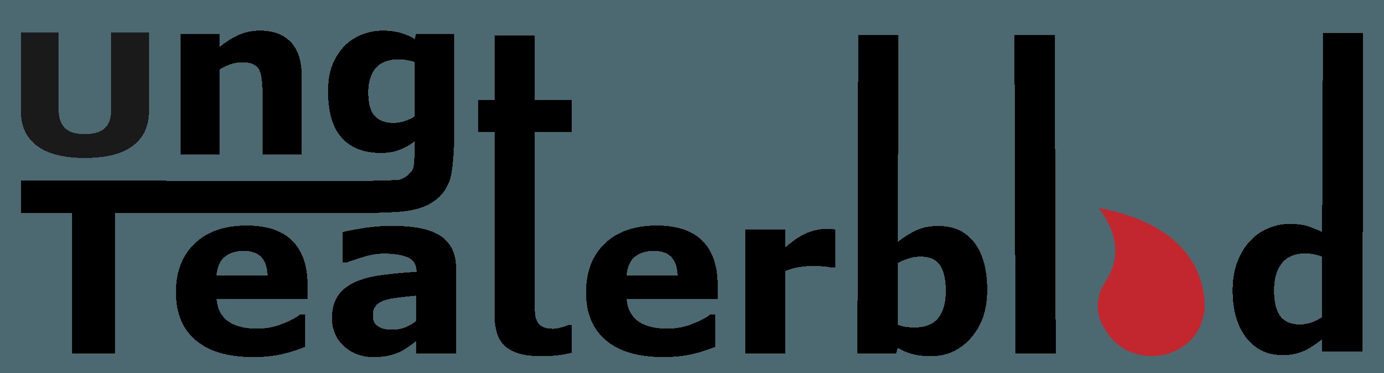 Ungt Teaterblod Logo