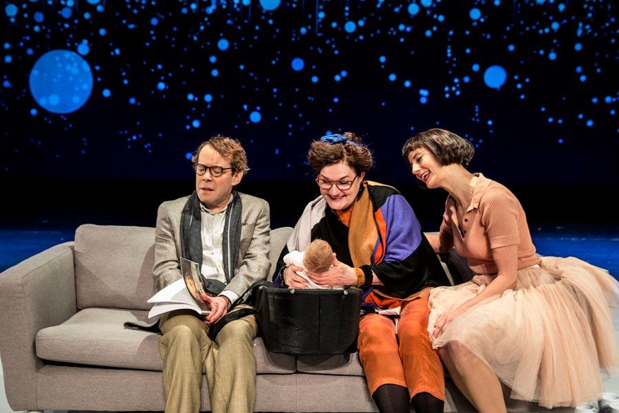 Anmeldelse: Barselstuen 2.0, Det Kongelige Teater