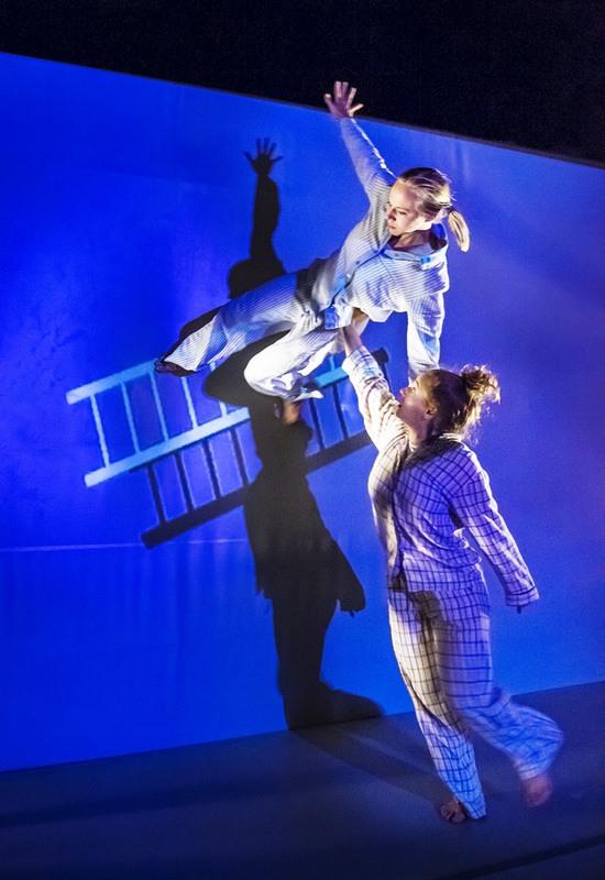 Anmeldelse: Fly Trap, Teaterøen (Sparrow Dance)