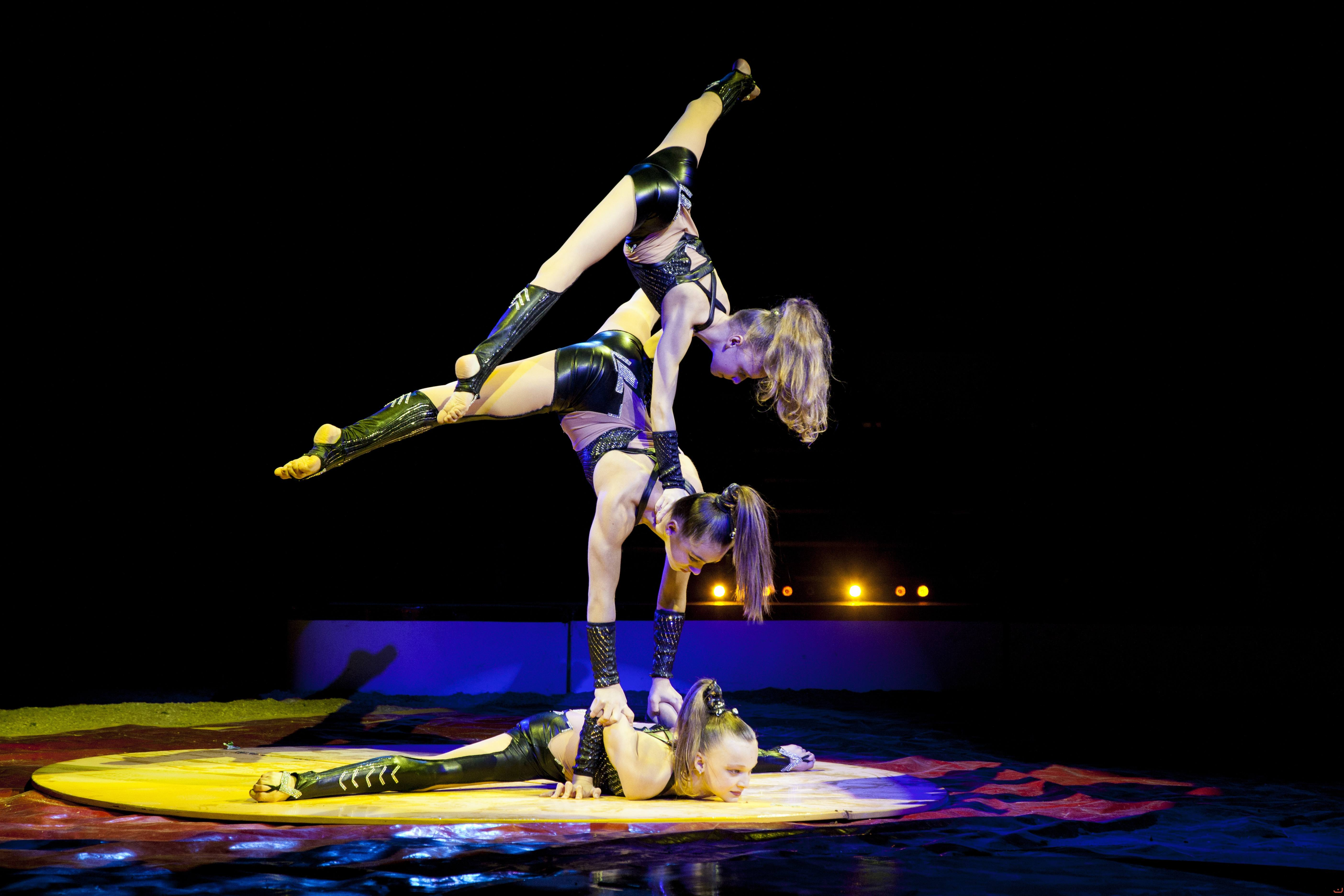 Anmeldelse: Vild med cirkus!, Cirkus Arena
