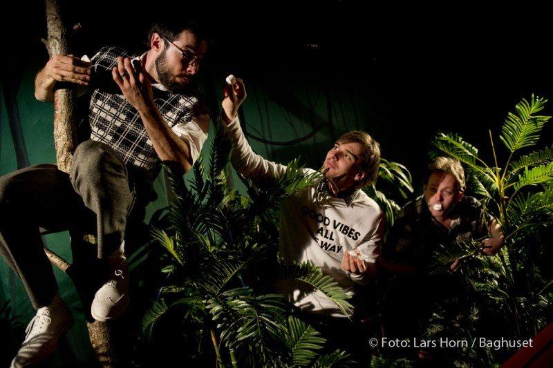 Anmeldelse: Civilisationens historie, Aalborg Teater