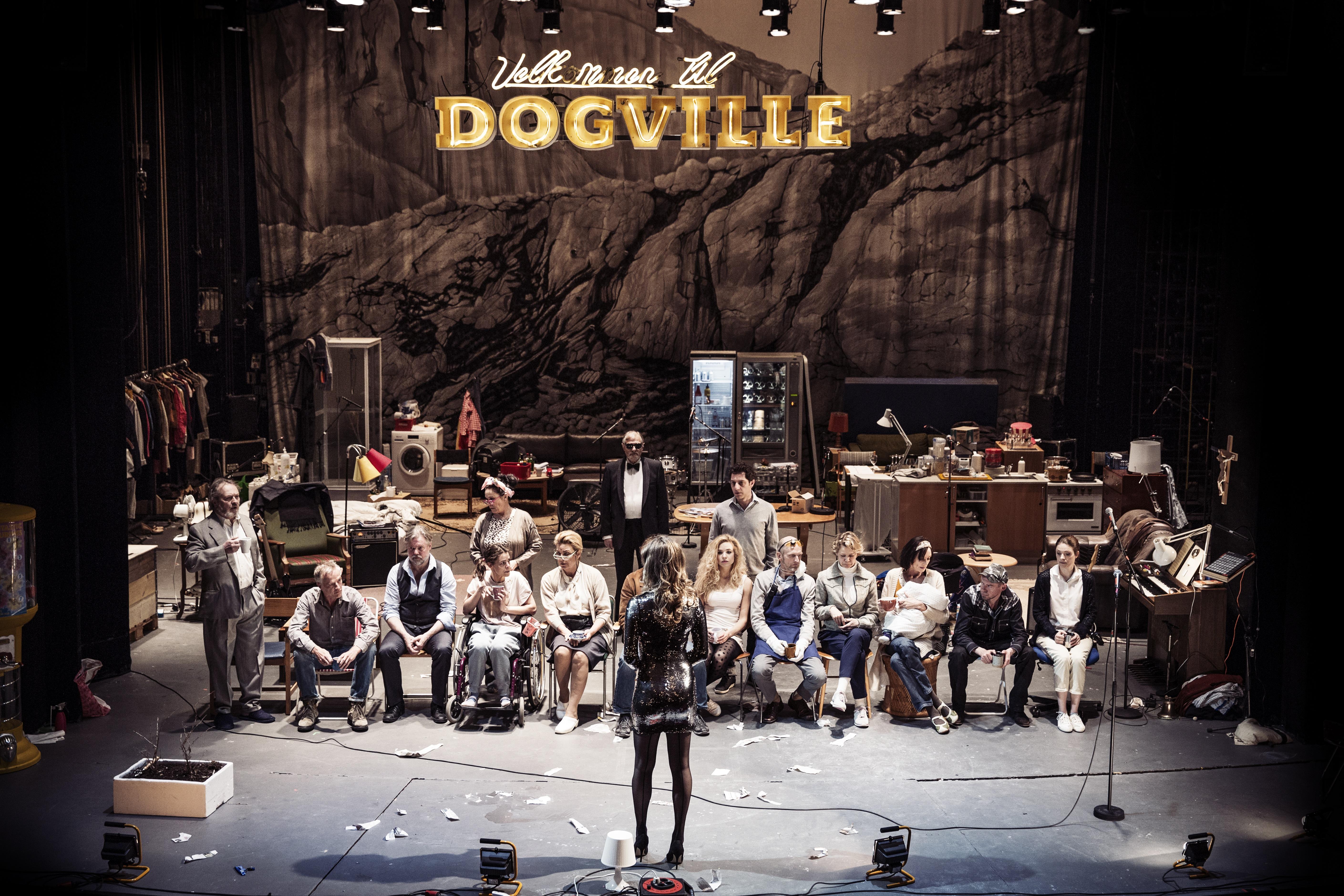 Anmeldelse: Dogville, Odense Teater