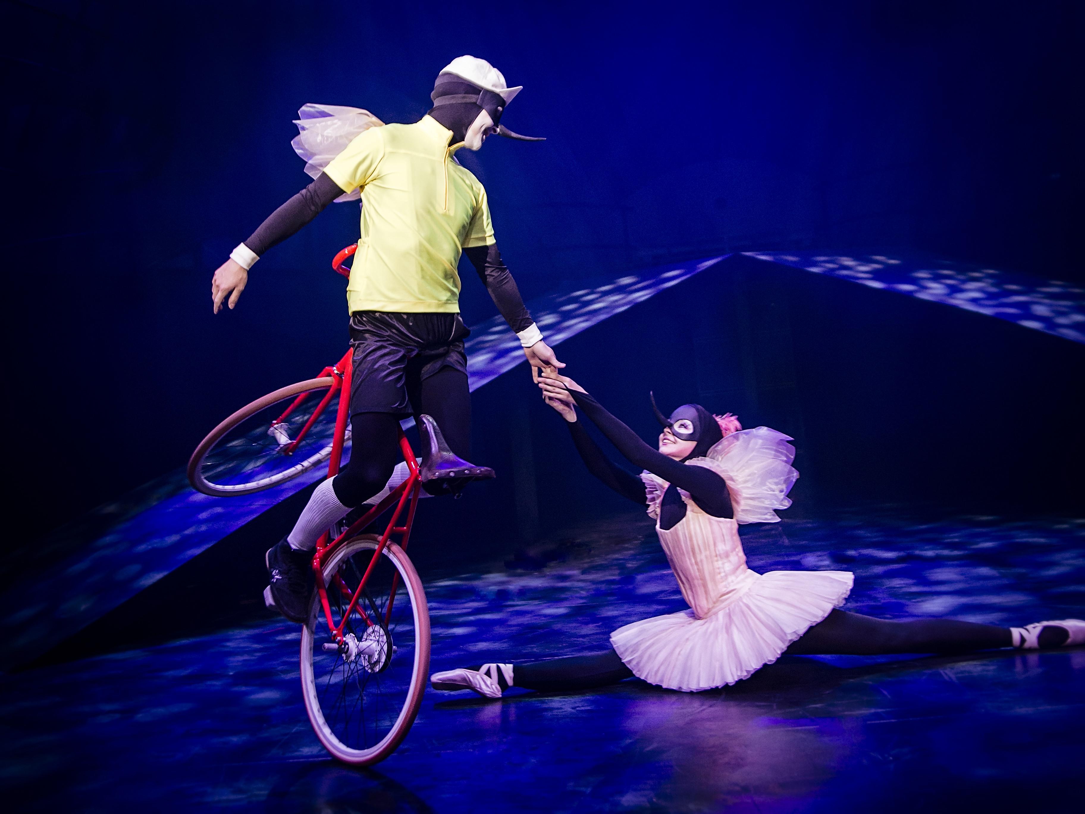 Anmeldelse: Cykelmyggen Egon møder Tommelise, Østre Gasværk Teater