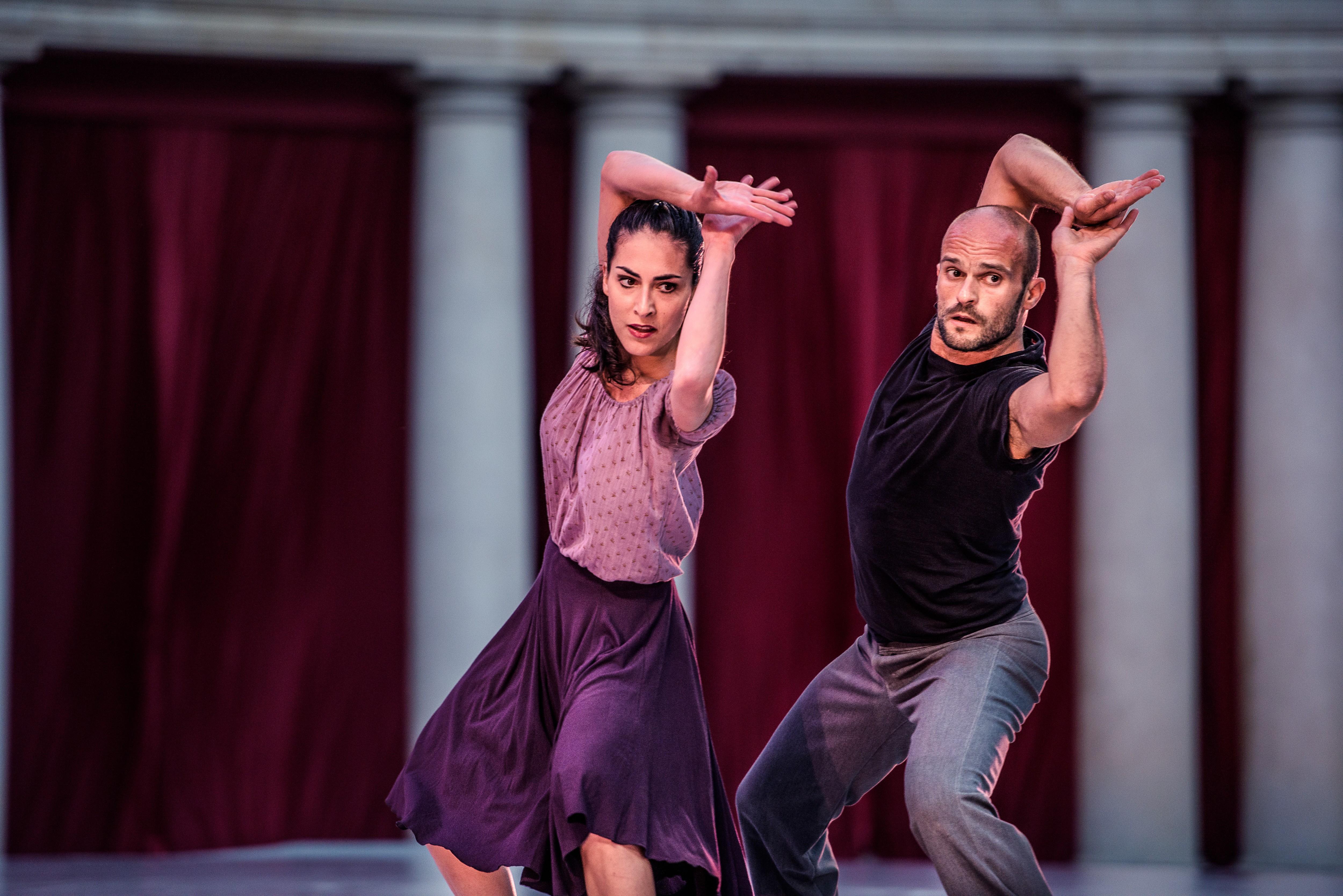 Anmeldelse: Copenhagen Summer Dance 2016, Dansk Danseteater