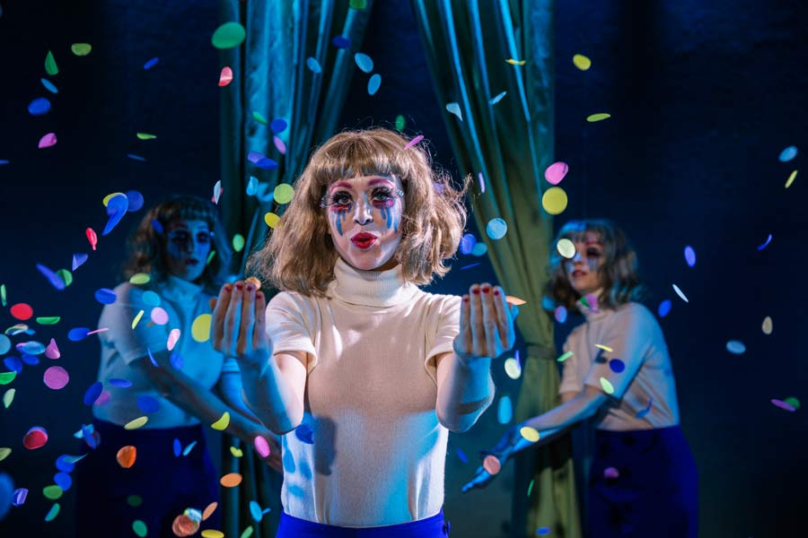 Anmeldelse: Tove! Tove! Tove!, Det Kongelige Teater