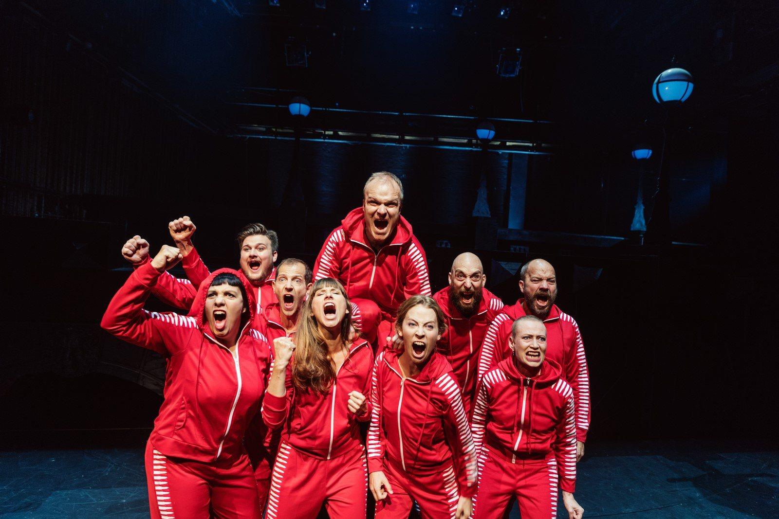 Anmeldelse: Den danske borgerkrig 2018-24, Nørrebro Teater