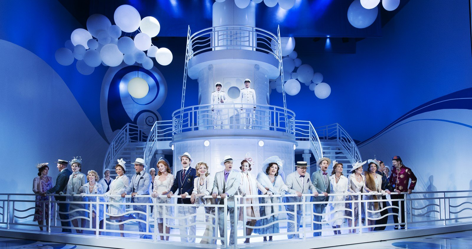 Anything Goes, Det Ny Teater 09/2016
