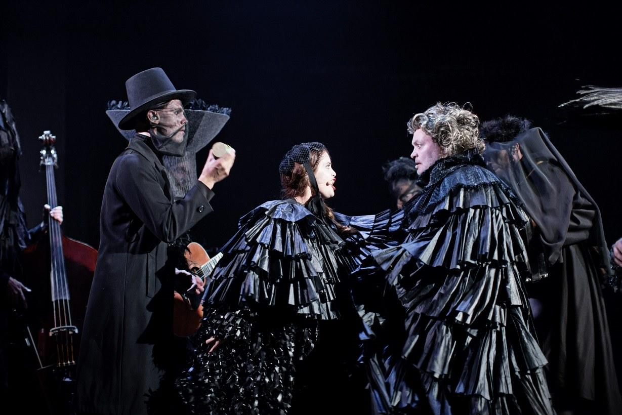 Anmeldelse: Teaterkoncert Beethoven, Bellevue Teatret