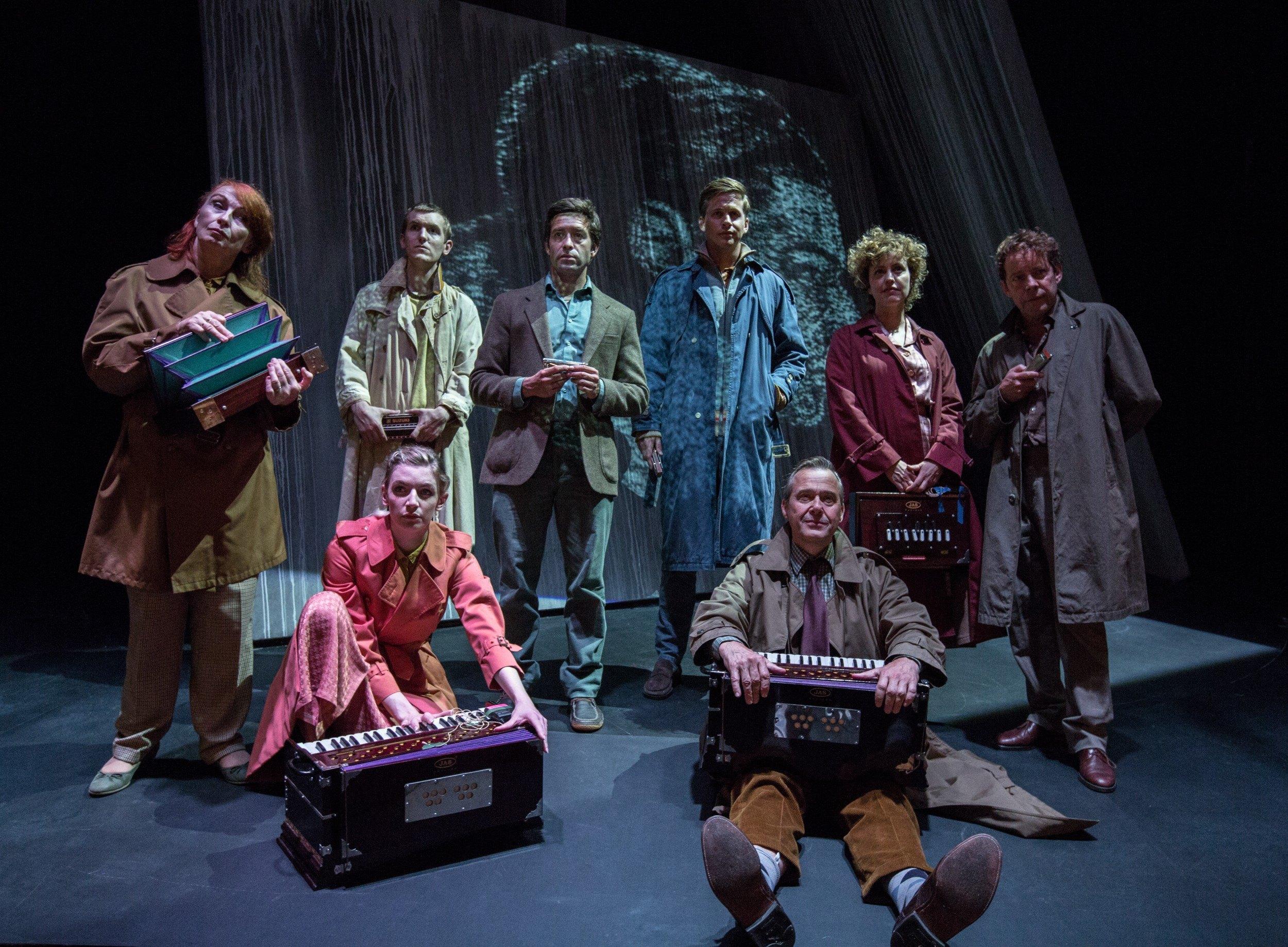 Anmeldelse: Dekalog, Betty Nansen Teatret