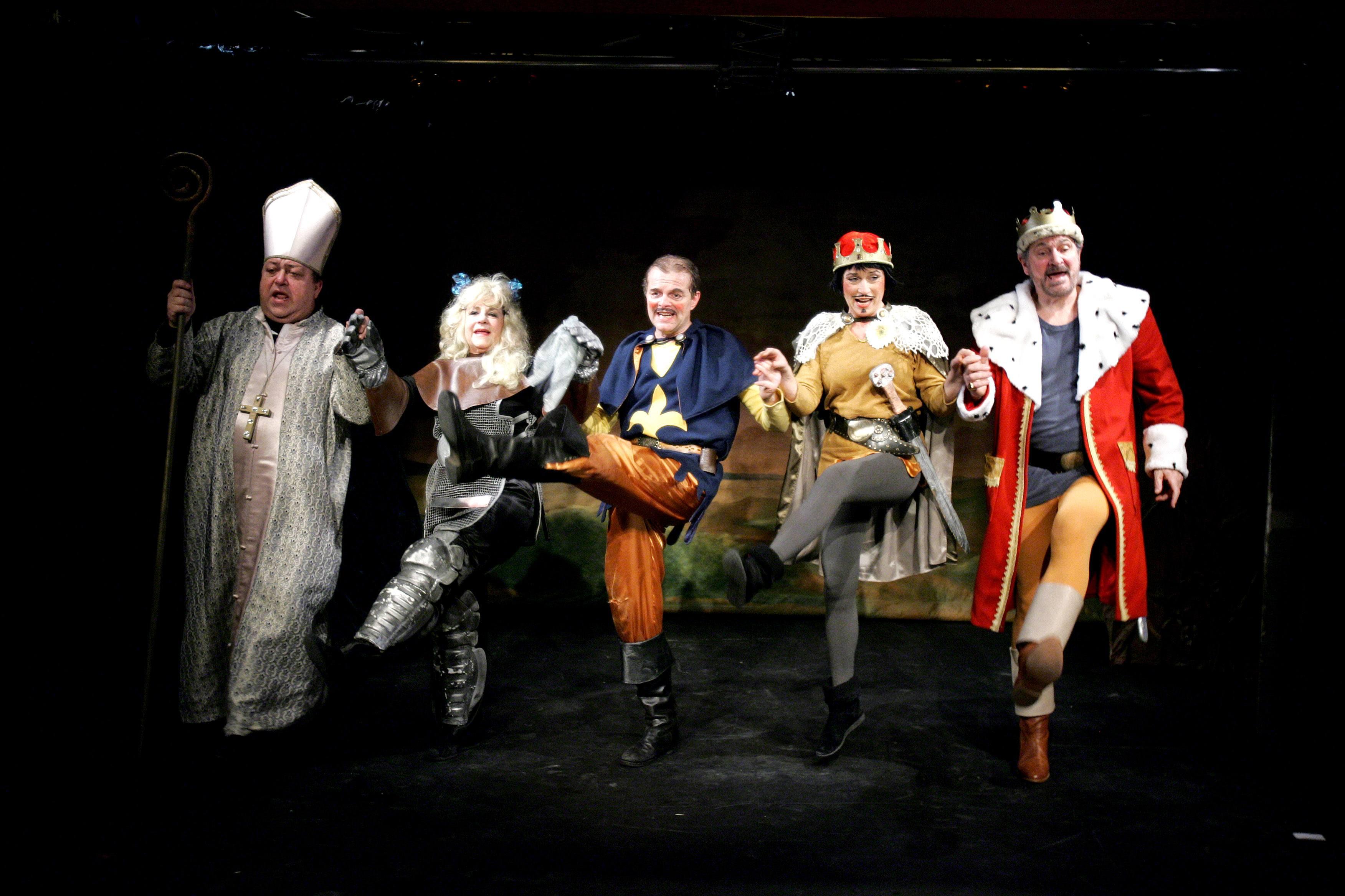 Anmeldelse: Svend, Knud og Valdemar (vol. 5), Vendsyssel Teater