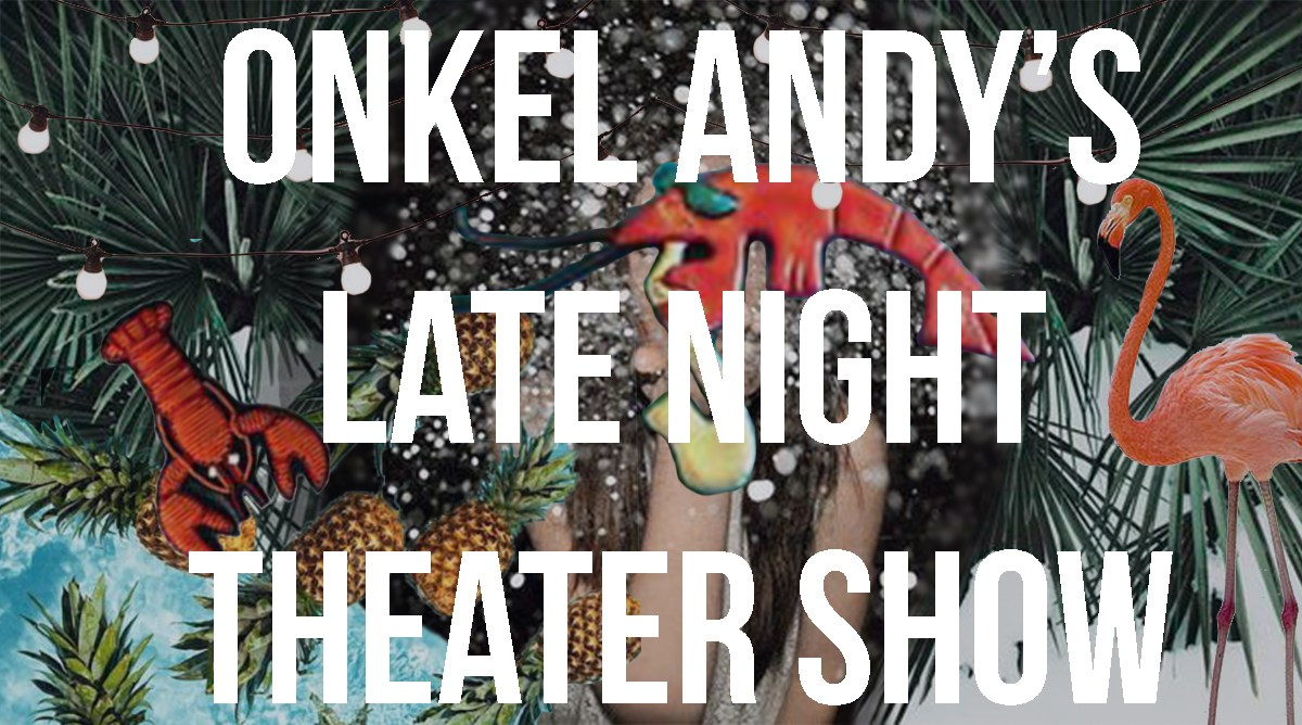 Anmeldelse: Onkel Andy's Late Night Theatre Show, Teater Grob