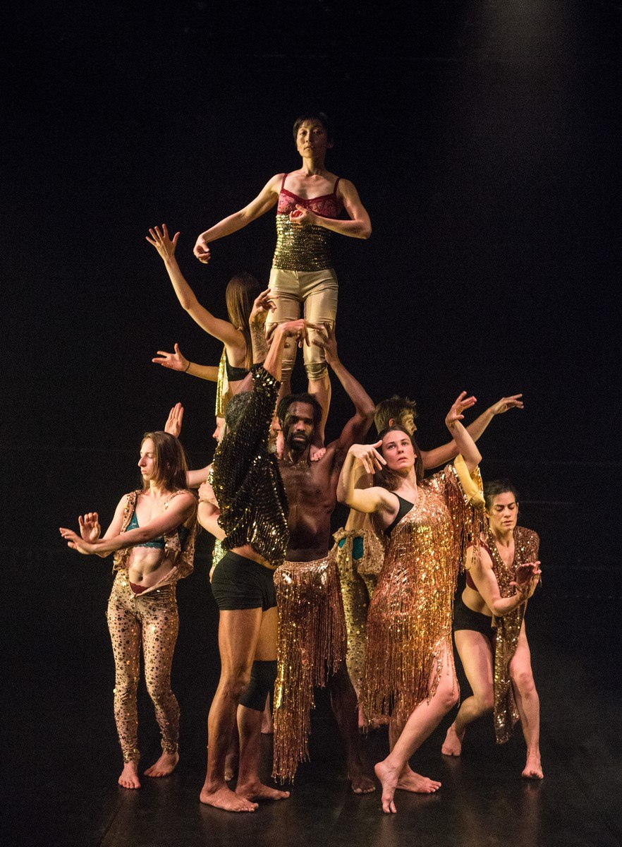 Anmeldelse: Gold Diggers under the Sun, Dansehallerne (Camilla Stage)