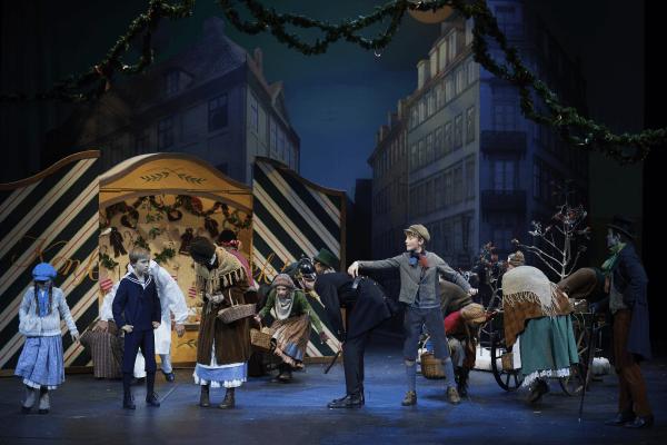 Anmeldelse: Peters jul, Odense Teater