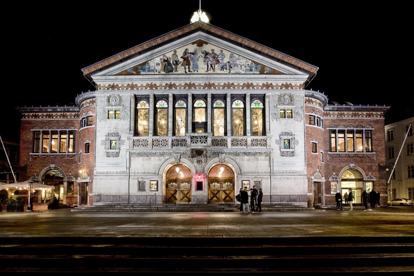 Spotlight: Aarhus Teater og Nanna Bøttcher