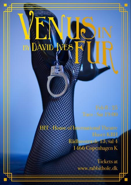 Anmeldelse: Venus in Fur, Down the Rabbit Hole