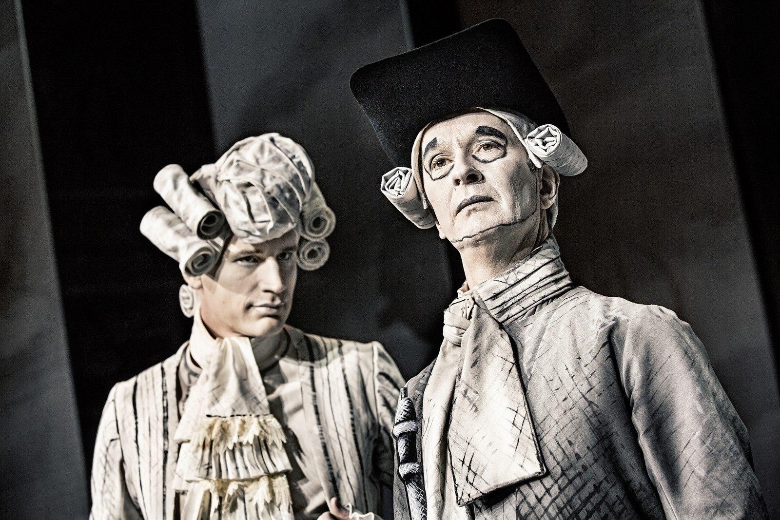 Anmeldelse: Erasmus Montanus, Aarhus Teater