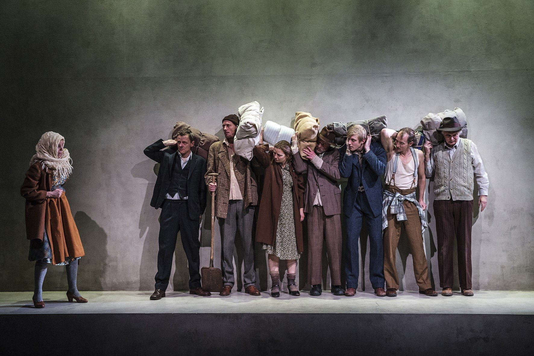 Anmeldelse: Vredens druer, Betty Nansen Teatret