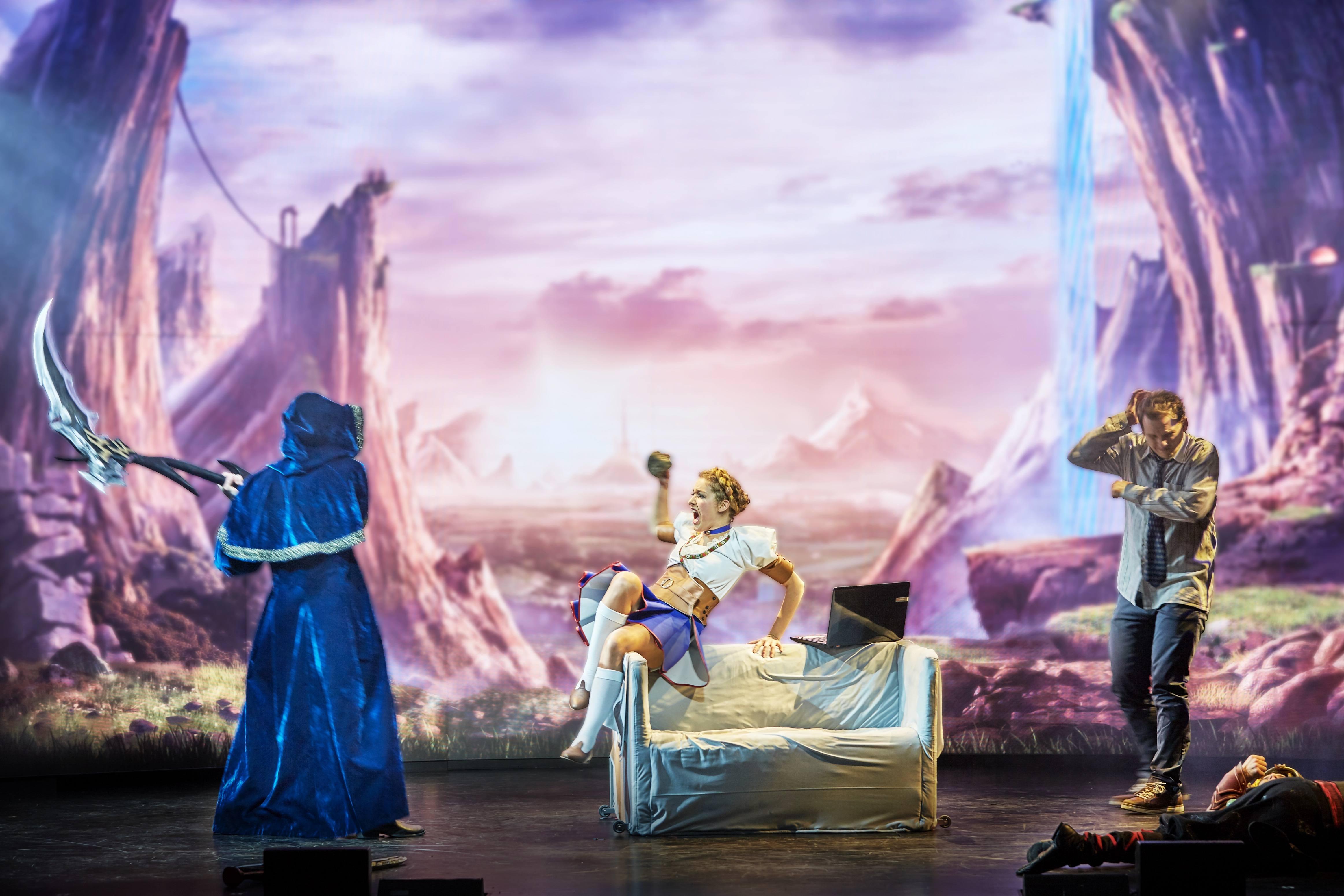 Anmeldelse: Legendale, Fredericia Teater