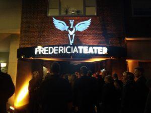 Fredericia Teater til premieren på 'Klokkeren fra Notre Dame' Foto: Christian Skovgaard Hansen