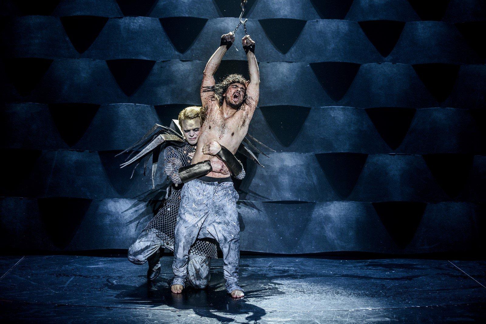 Anmeldelse: Jesus Christ Superstar, Aarhus Teater