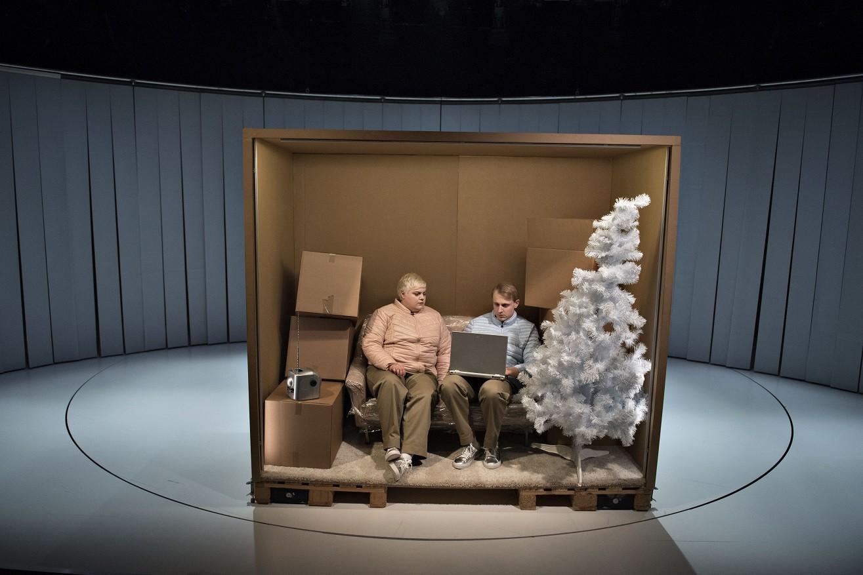 Anmeldelse: Das Ding, Aalborg Teater
