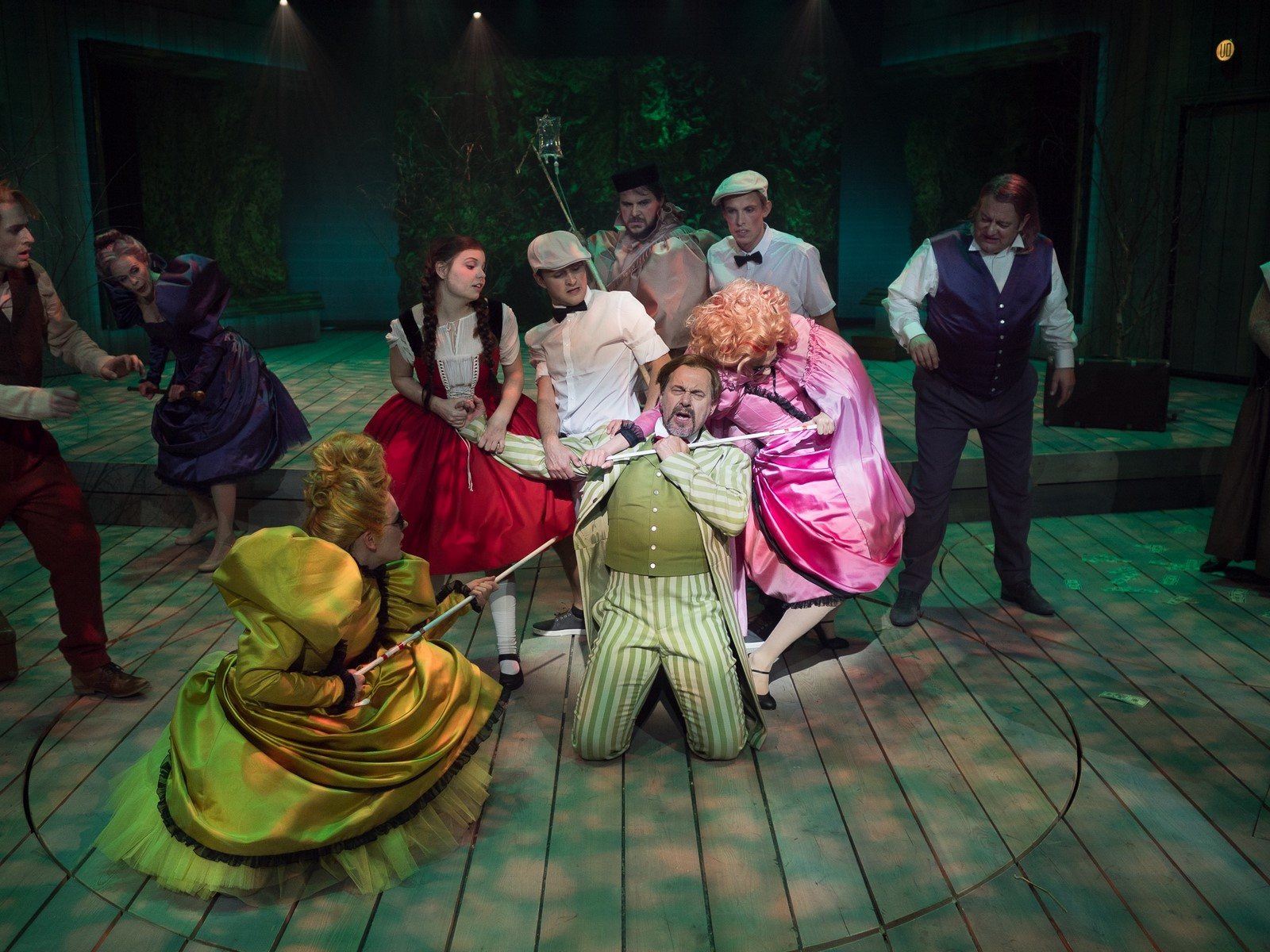 Anmeldelse: Into the Woods, Tivoli (Heltemus Production ApS)
