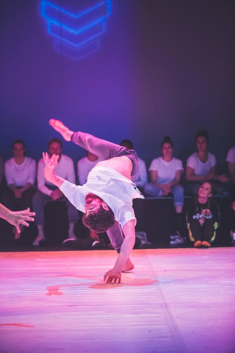 Teaterblik: HIP HOP GAMES CONCEPT 2017