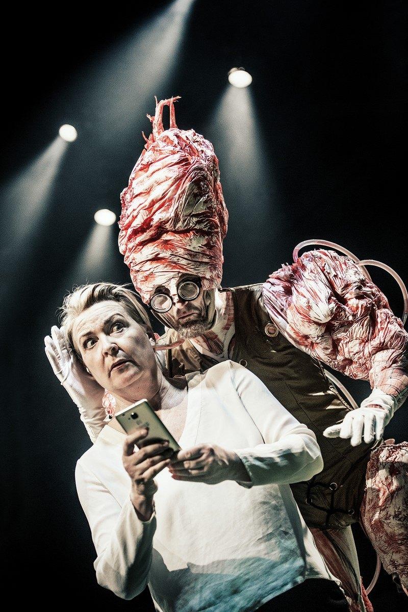 Anmeldelse: Robot, Odense Teater