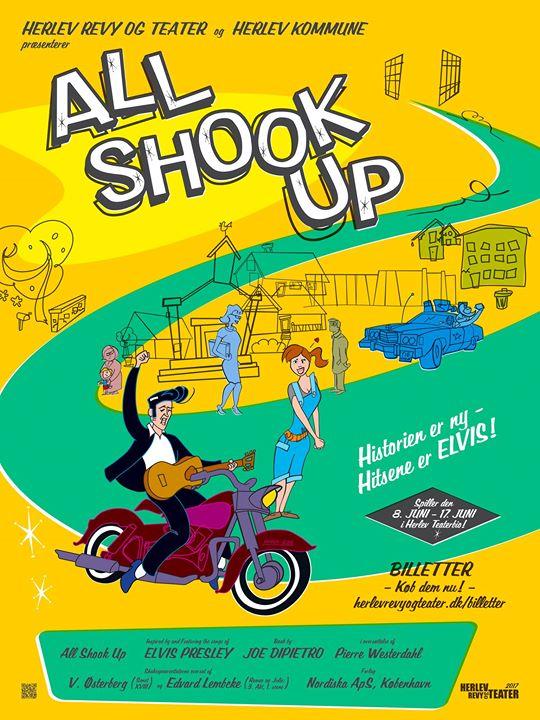 Anmeldelse: All Shook Up, Herlev Revy og Teater