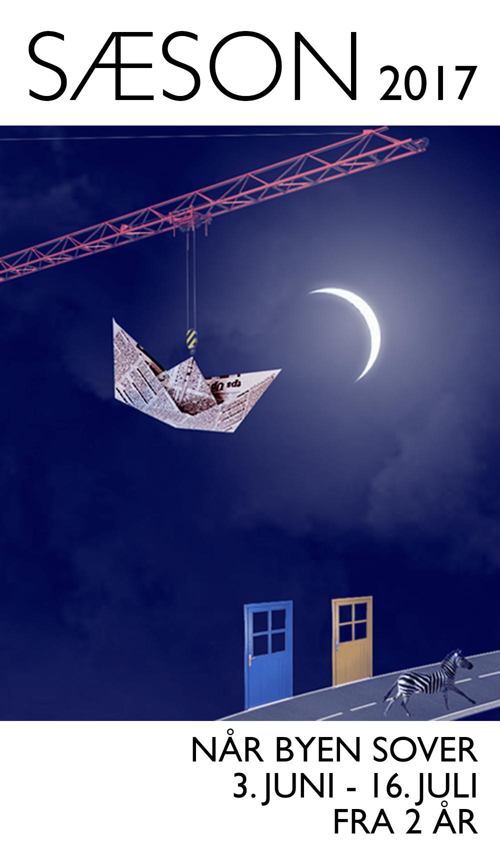 Anmeldelse: Når byen sover, Marionetteatret