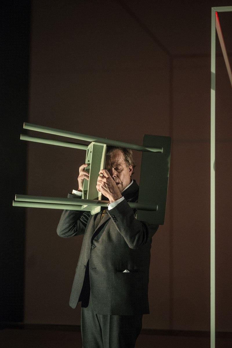Anmeldelse: Doktor Glas, Det Kongelige Teater (Dramaten, Stokholm)