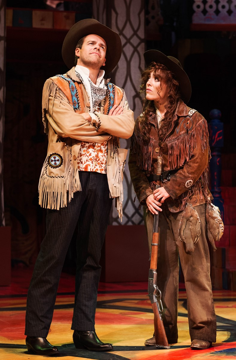 Anmeldelse: Annie Get Your Gun, Det Ny Teater