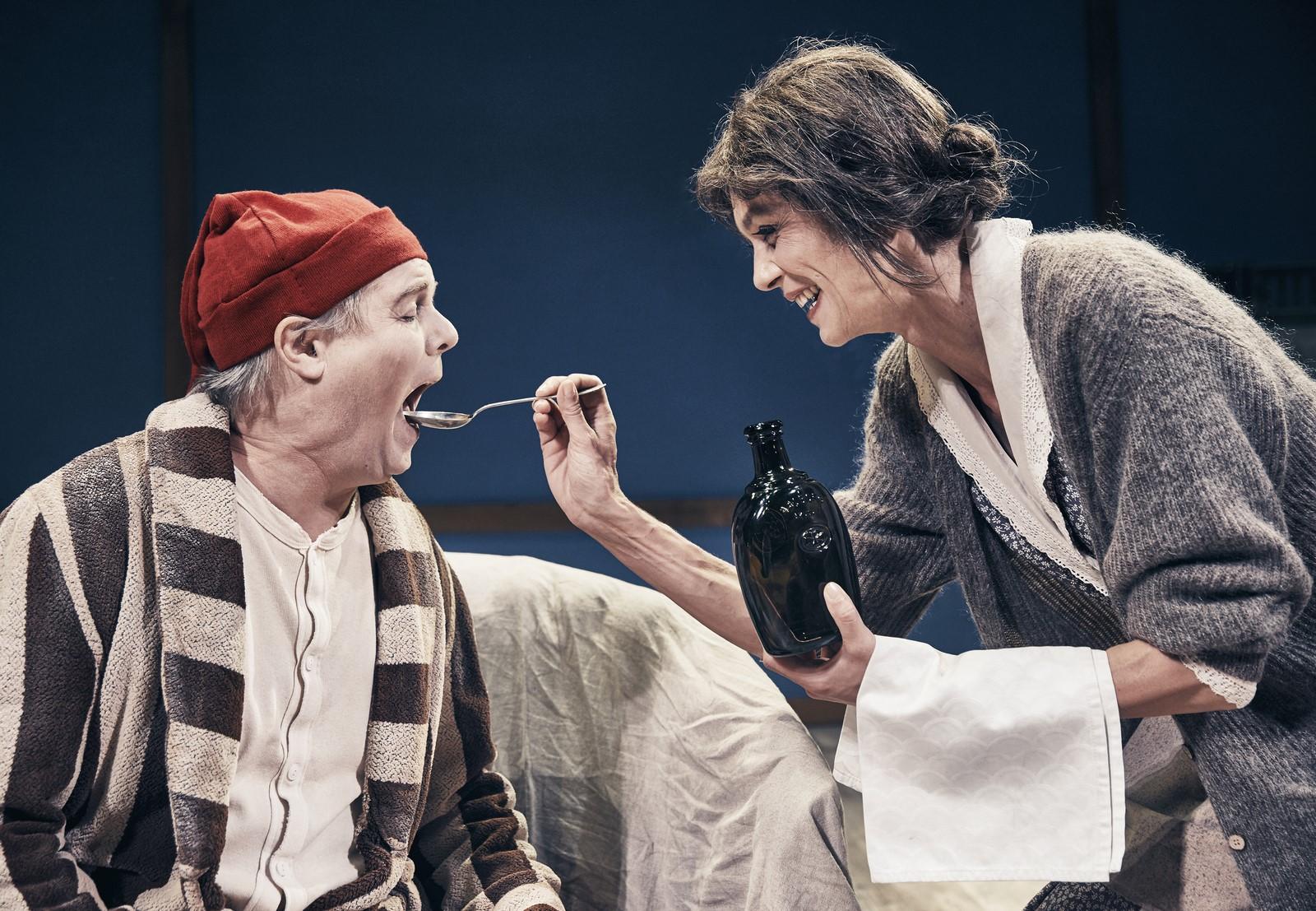 Anmeldelse: Den indbildt syge, Odense Teater