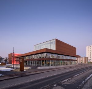 Det nye teater Foto: Tao Lytzen