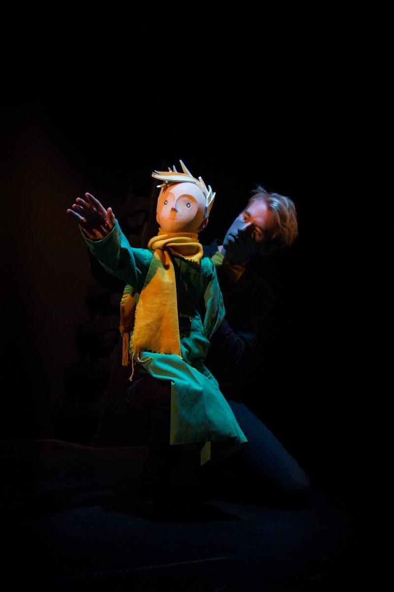 Anmeldelse: Den lille prins, Anemone Teatret (Teater Next)