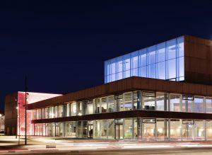 Det nye Vendsyssel Teater Foto: Tao Lytzen