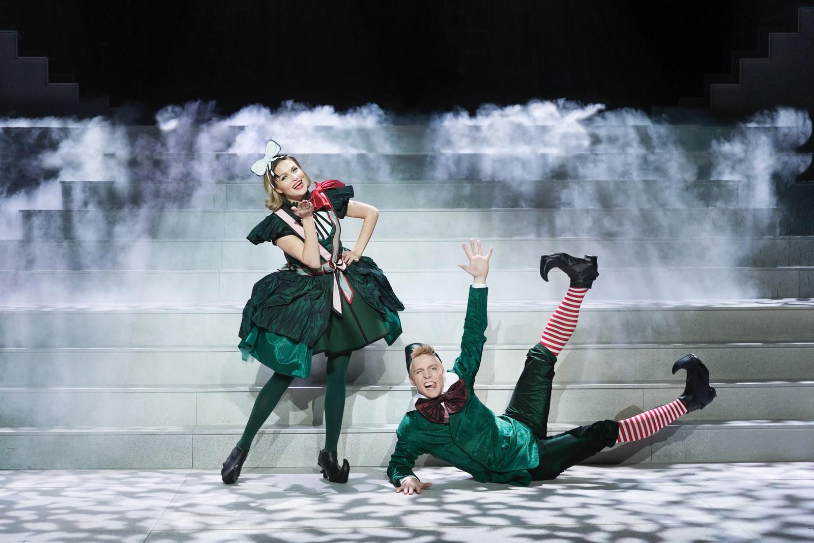Anmeldelse: ELF – The musical, Tivoli