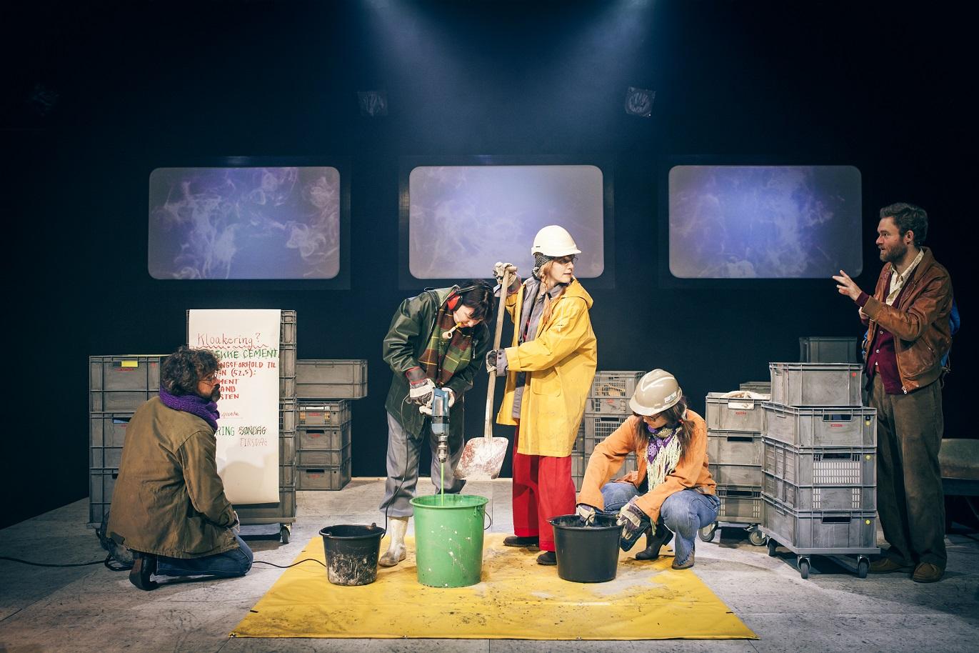 Anmeldelse: Tvind – The Musical, Teater V