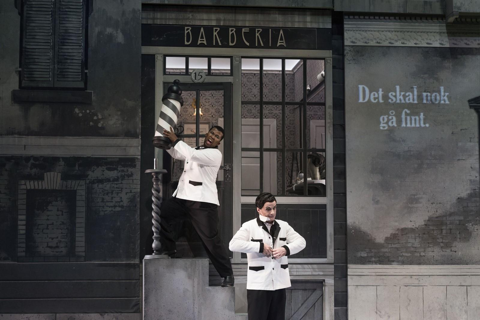 Anmeldelse: Barberen i Sevilla, Det Kongelige Teater