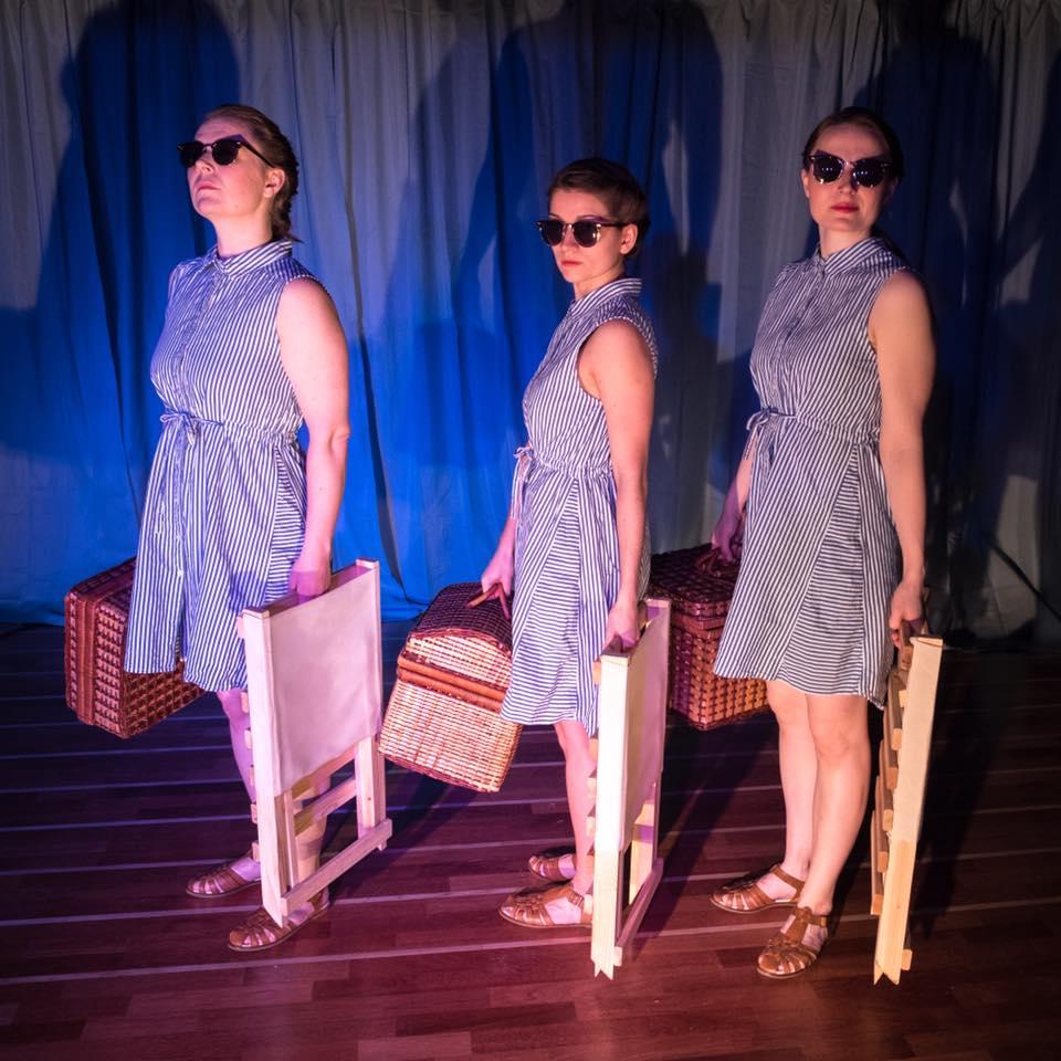Anmeldelse: DETOX 2, Teater PRAXIS
