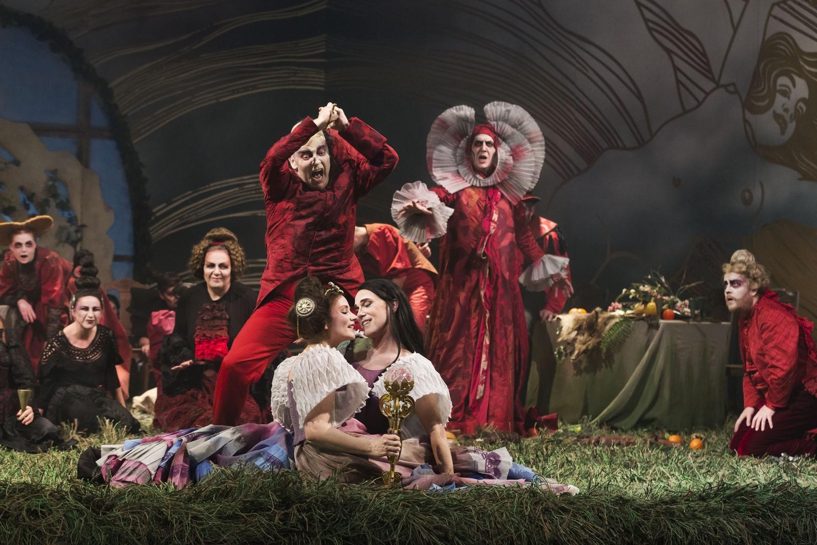 Anmeldelse: Lulu, Det Kongelige Teater